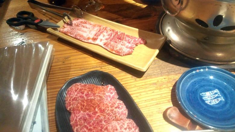 大山・焼肉「サンキュー」