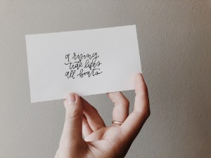 名刺の裏にはプロフィールを書きなさい(13)