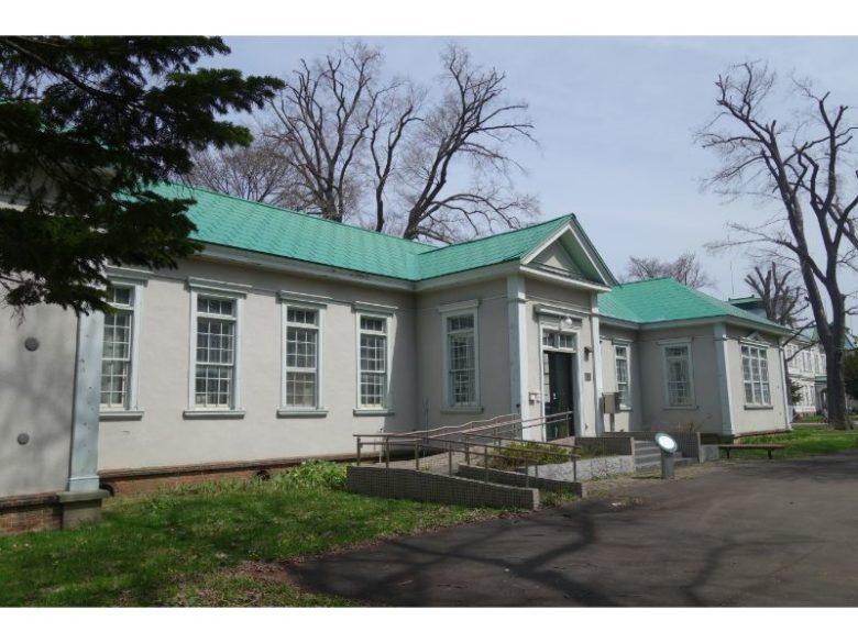 旧札幌農学校昆虫学及び養蚕学教室
