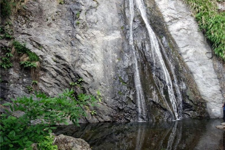 檜原村の天狗滝