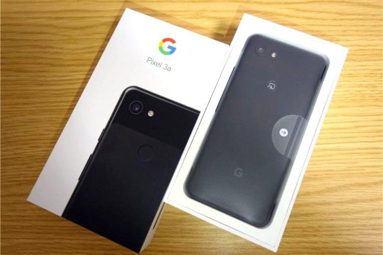 Google Pixel 3aを開封レビュー